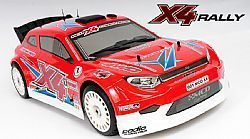 Carro 1/5 X4 Rally RTR - Gasolina