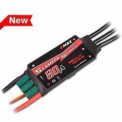 SC-EMX-SIMON80A - E-Max ESC SIMONK 80A UBEC