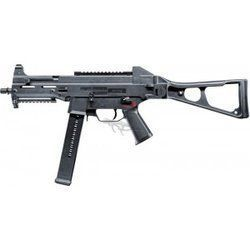 AS000099 - AIRSOFT RIFLE H&K UMP ELET PLAST BB 6MM