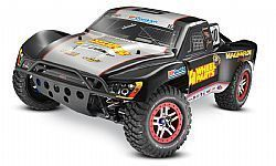 TRAX 6807L - Slash 4x4 Ultimate Edition RTR Short Curse Truck Brushless