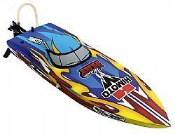 HIM ST746BL - Manta Racing Boat Deep V - Brushless - Metal Rudder - Elétrica