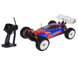 8381 - OPTIMUS XL 1/8 4X4 BRUSHLESS BUGGY ELETRICO
