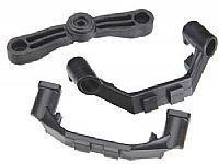 TRAX 5343X - Mount steering arm / steering stops