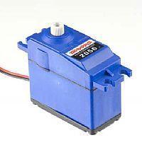 TRAX 2056 - Servo, high-torque, waterproof (blue case)