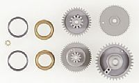 TRAX 2053 - Servo gear set for servo 2055 (TM-SM)