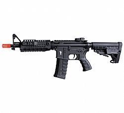 AS000242 - AIRSOFT RIFLE M4 CAA CQB CUSTOM ELET. 6MM