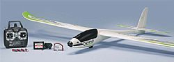 FLZA 3000 - Calypso EP Powered Glider RTF